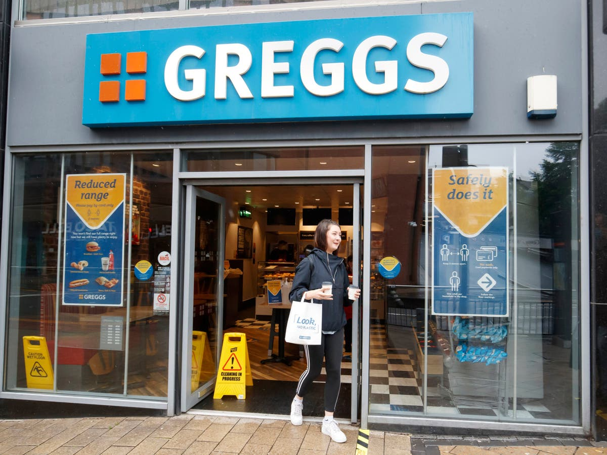 Greggs warns of supply issues and staff shortages but plans to open more stores