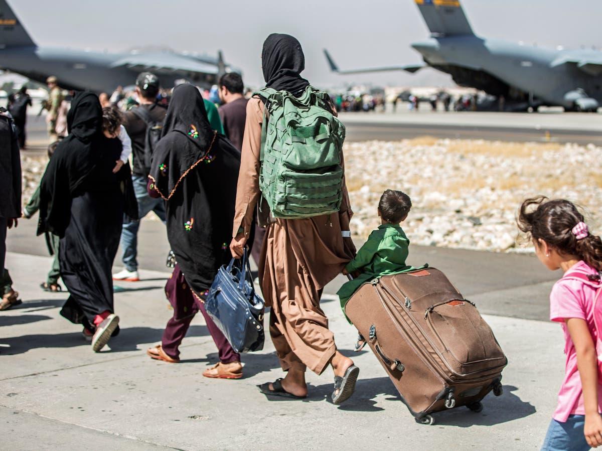Majority of Americans want US troops to stay until Afghan allies evacuated
