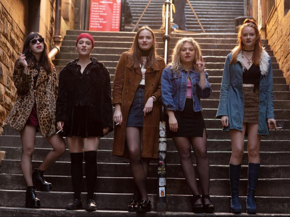 Scottish film Our Ladies celebrates the wild abandon of youth – review