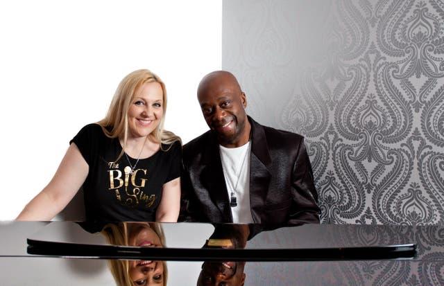 Howard and Gemma Francis