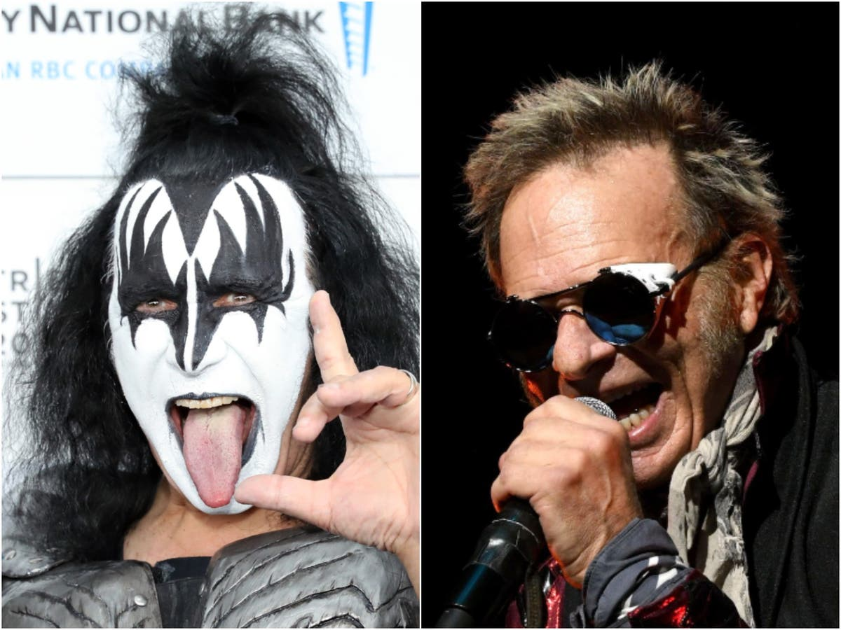 Gene Simmons apologises to David Lee Roth for 'bloated, naked Elvis' remarks
