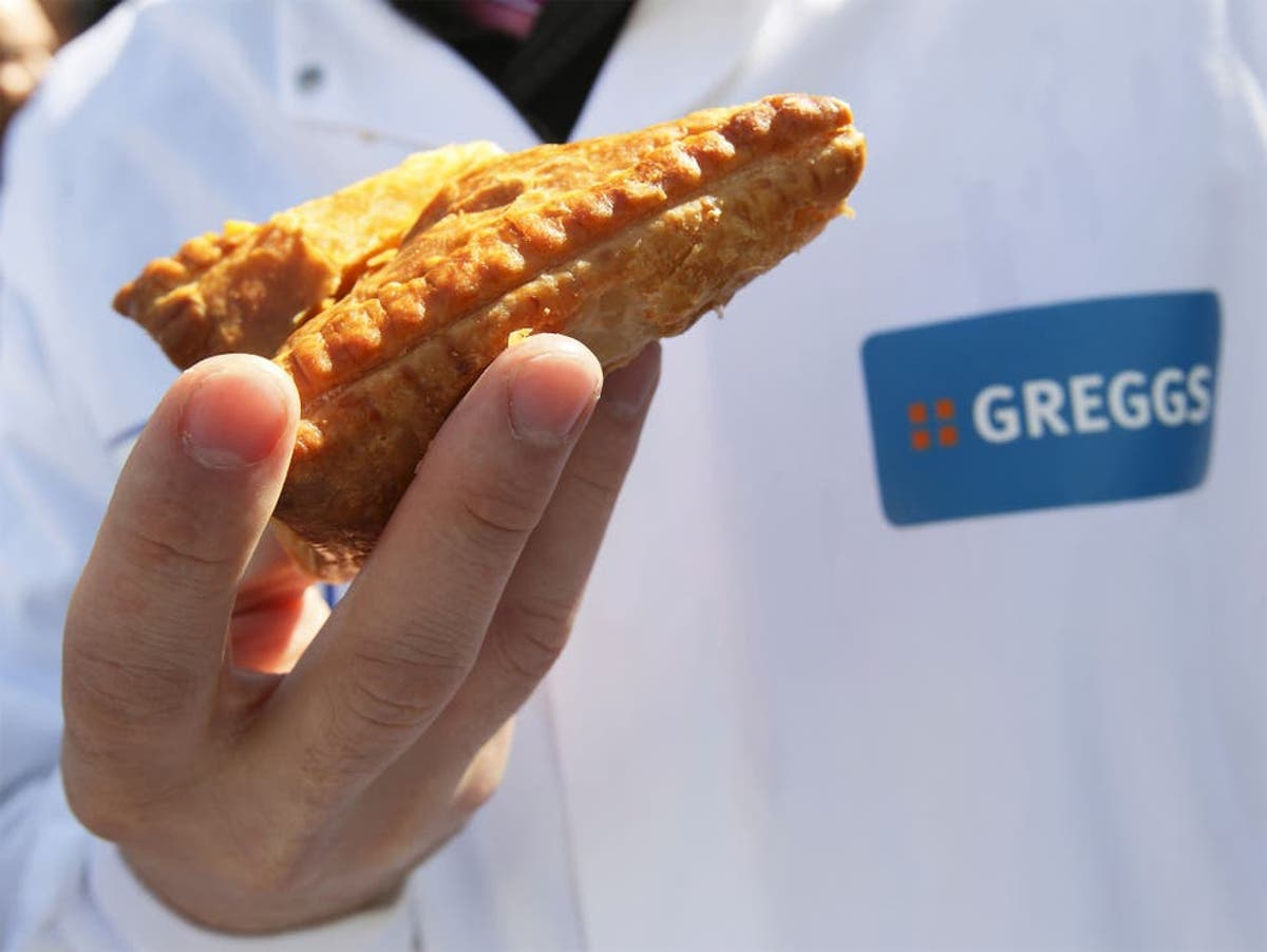 Lunchtime at Greggs: Steak bakes with a side of ambivalence as food shortages hit