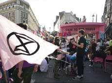 Ask an Extinction Rebellion activist anything about the latest protests in London