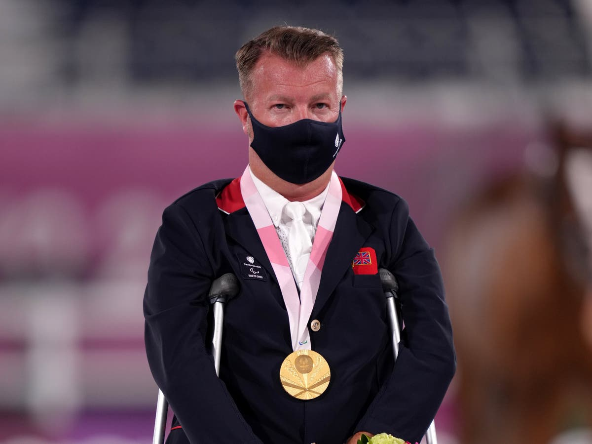 Sir Lee Pearson hopes to use Paralympic platform to inspire greater tolerance