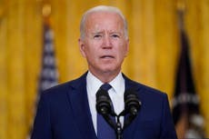 Biden slams China as new report on Covid-19 origins is released