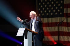 Bernie Sanders sets out to sell big government in red states