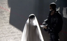 Kanye West astonishes fans by recreating wedding to Kim Kardashian at Donda event
