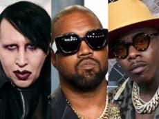 唐达: Hard to believe this is what Kanye West wanted to lay at his mother's altar