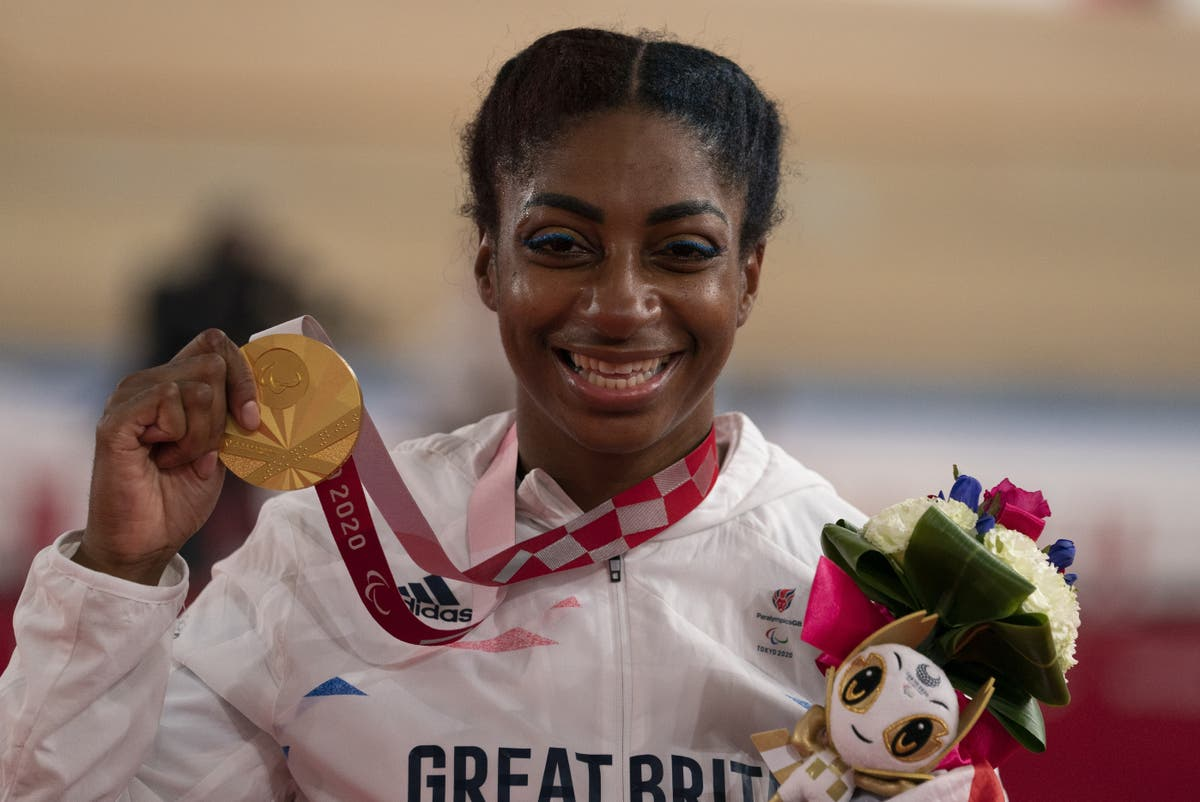 Kadeena Cox delivers again to defend Paralympic time trial title