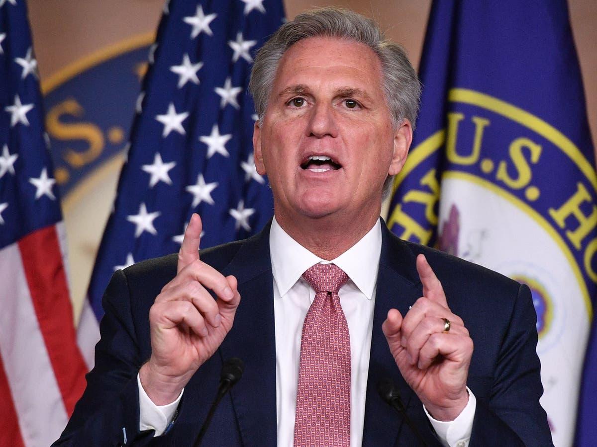 Furious Republicans condemn contempt vote against Bannon