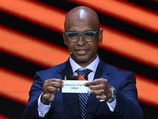 Leicester face Napoli after Europa League group stage draw