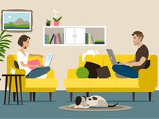 Grab a friend – working from home doesn't have to be lonely