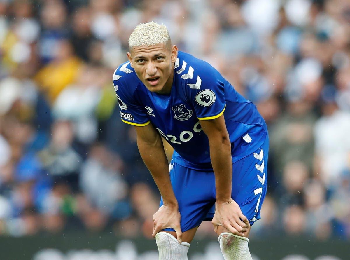 Everton 'not considering' selling PSG target Richarlison