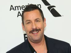 Adam Sandler says plot of new film had to be changed because of Netflix