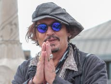 Johnny Depp praises fans as 'soldiers' for their support in Amber Heard legal battle