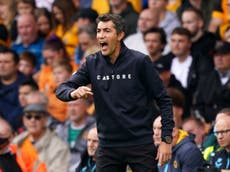 Bruno Lage keen to add to Wolves squad but rules out selling top players