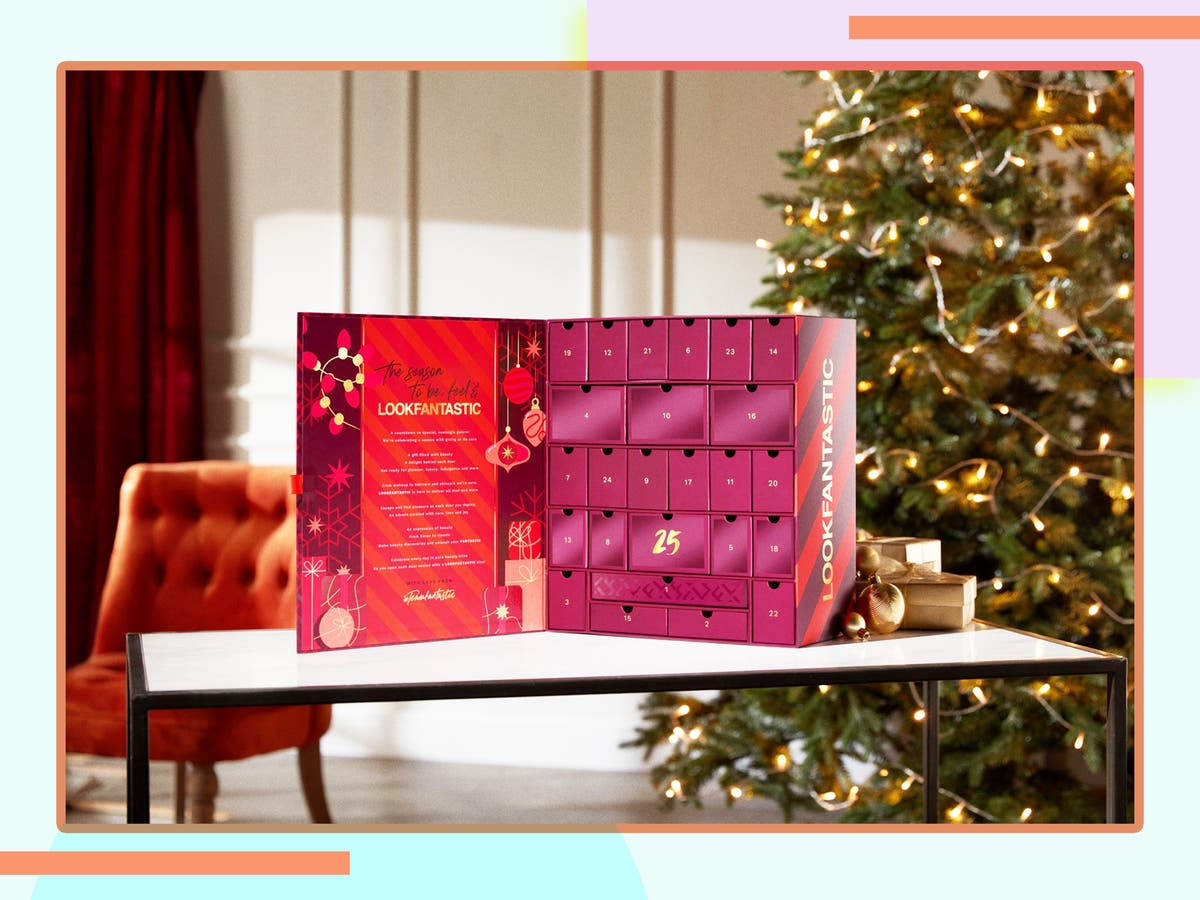 Lookfantastic's 2021 Beauty Advent Calendar has arrived – here's all you need to know