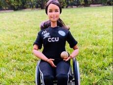 Barbie creates doll of Paralympian Francisca Mardones
