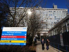 'Covid-19 isn't going anywhere, anytime soon': Hospital boss issues frank warning to staff