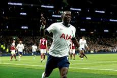 Moussa Sissoko leaves Tottenham for Watford
