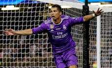 Cristiano Ronaldo's greatest matches from glittering career