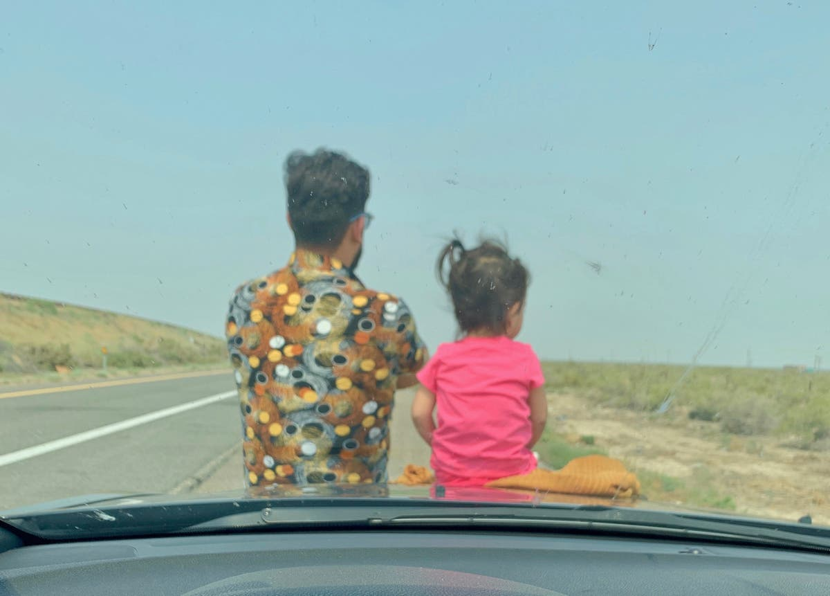 One Afghan family's astonishing escape from Kabul to a new life in America