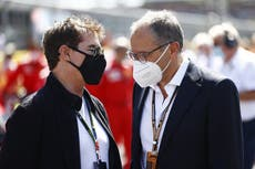 F1 in talks to stage a grand prix in Qatar this year – Stefano Domenicali