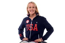 Who is Team USA Paralympics star swimmer who was paralysed from epidural?