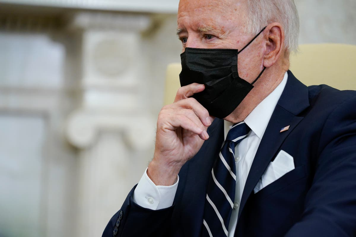 Biden briefed on rocket attack at Kabul airport, says White House