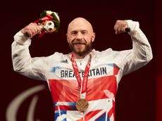 Former soldier Micky Yule overcomes 'nightmare' to claim glorious bronze