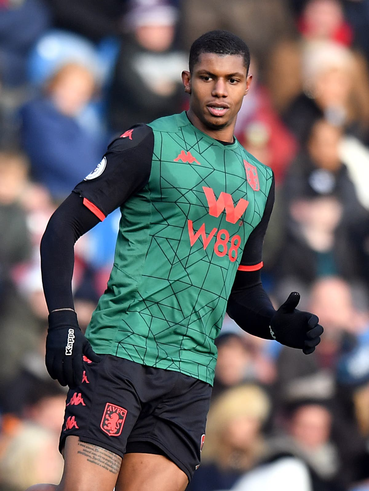Wesley leaves Aston Villa for loan spell at Club Brugge