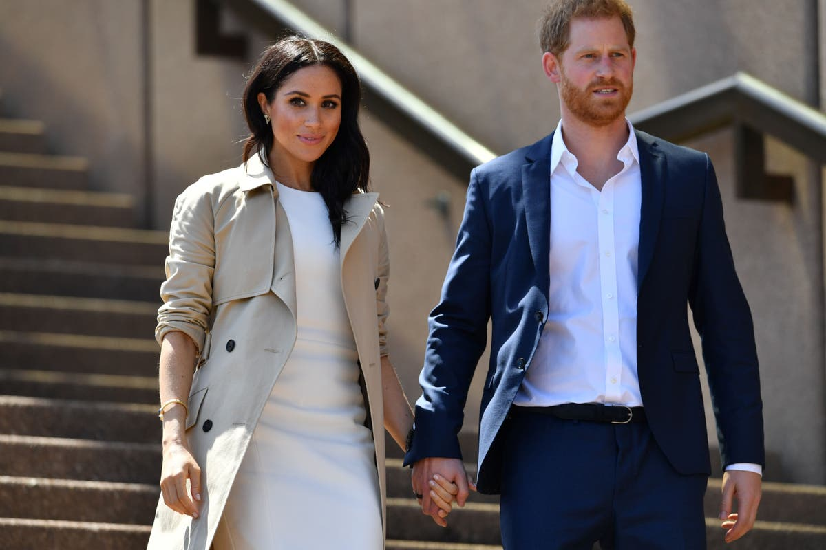 Harry and Meghan's biographer Omid Scobie: 'I don't know if they even like me'
