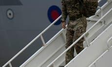 O último vôo de evacuação do Reino Unido para afegãos deixou Cabul, Ministério da Defesa diz