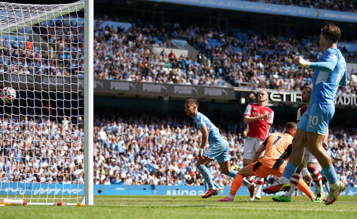 Manchester City add to Arsenal woes while Crystal Palace peg back West Ham