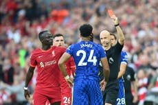 Handball rule: After Reece James' red card in Liverpool vs Chelsea is it time for the 'penalty goal'?