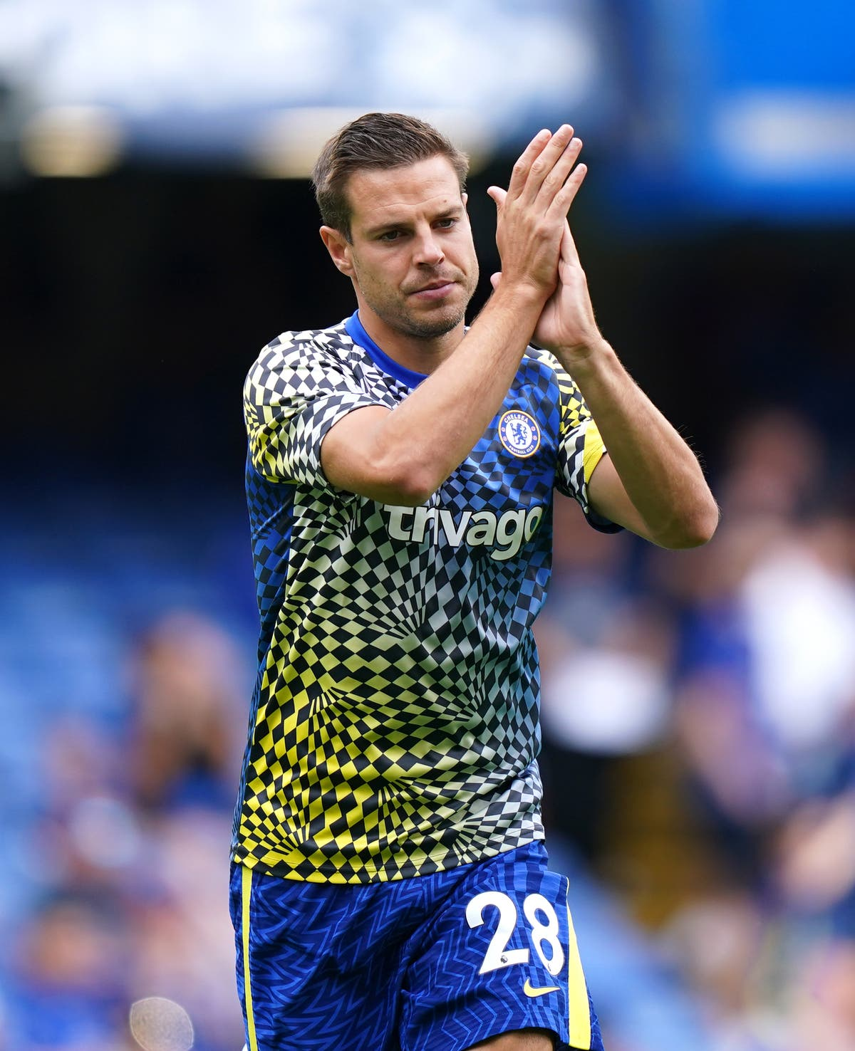 Cesar Azpilicueta hails 10-man Chelsea's team spirit after draw with Liverpool