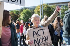 Over-50s want more action on climate change, studiefunn