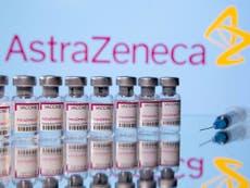 Jusqu'à 600,000 Britons feared to have missed second AstraZeneca dose