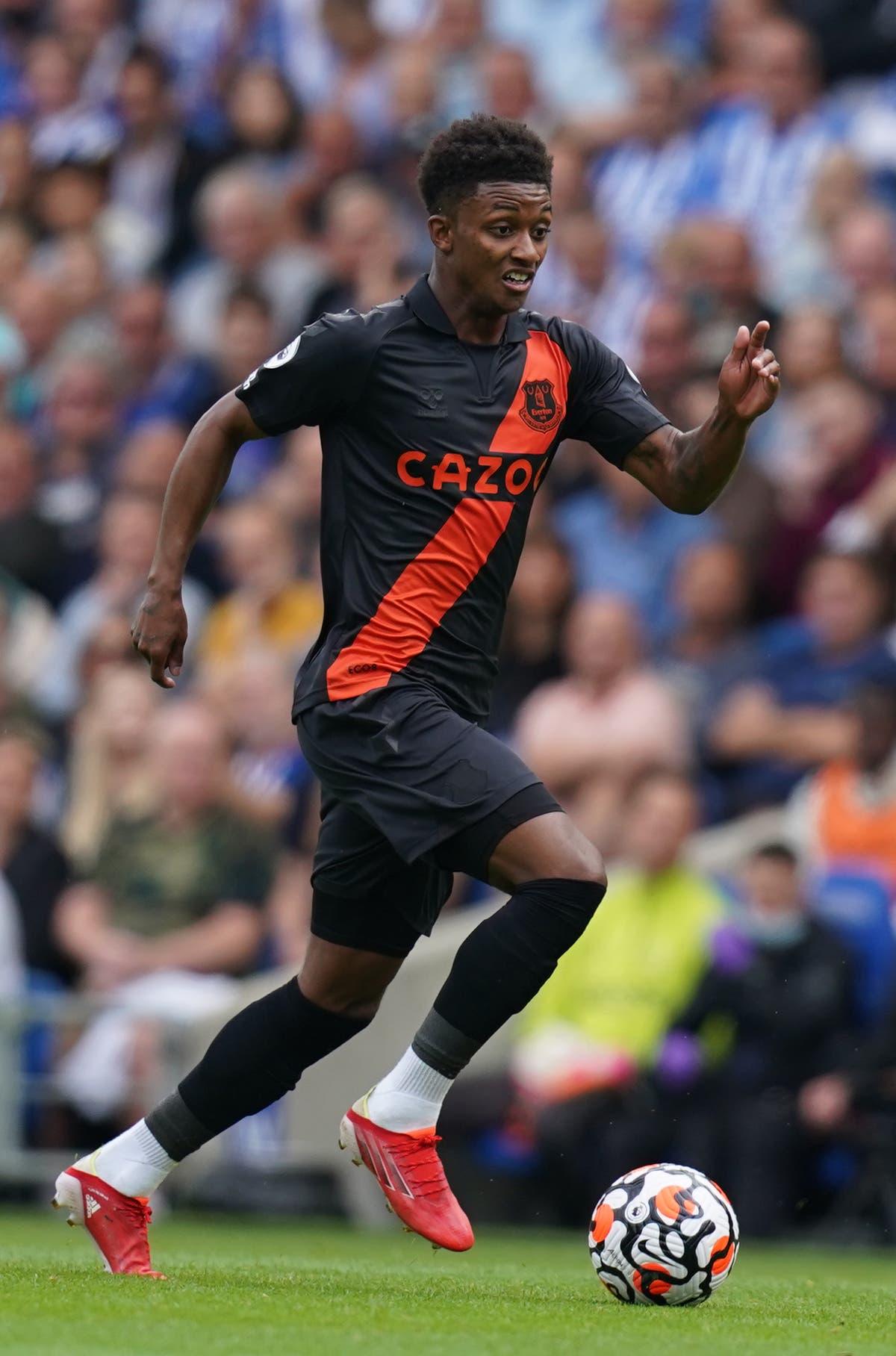 Rafa Benitez encourages Demarai Gray to remain mentally focused
