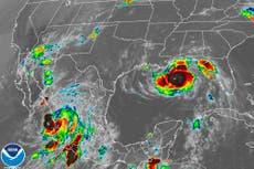 Hurricane Ida makes landfall as 'extremely dangerous' Category 4 storm