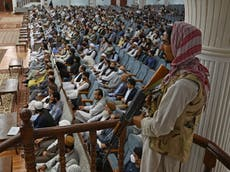 Taliban vows to purge education system of anything 'against Islam' as Afghan folk singer shot dead