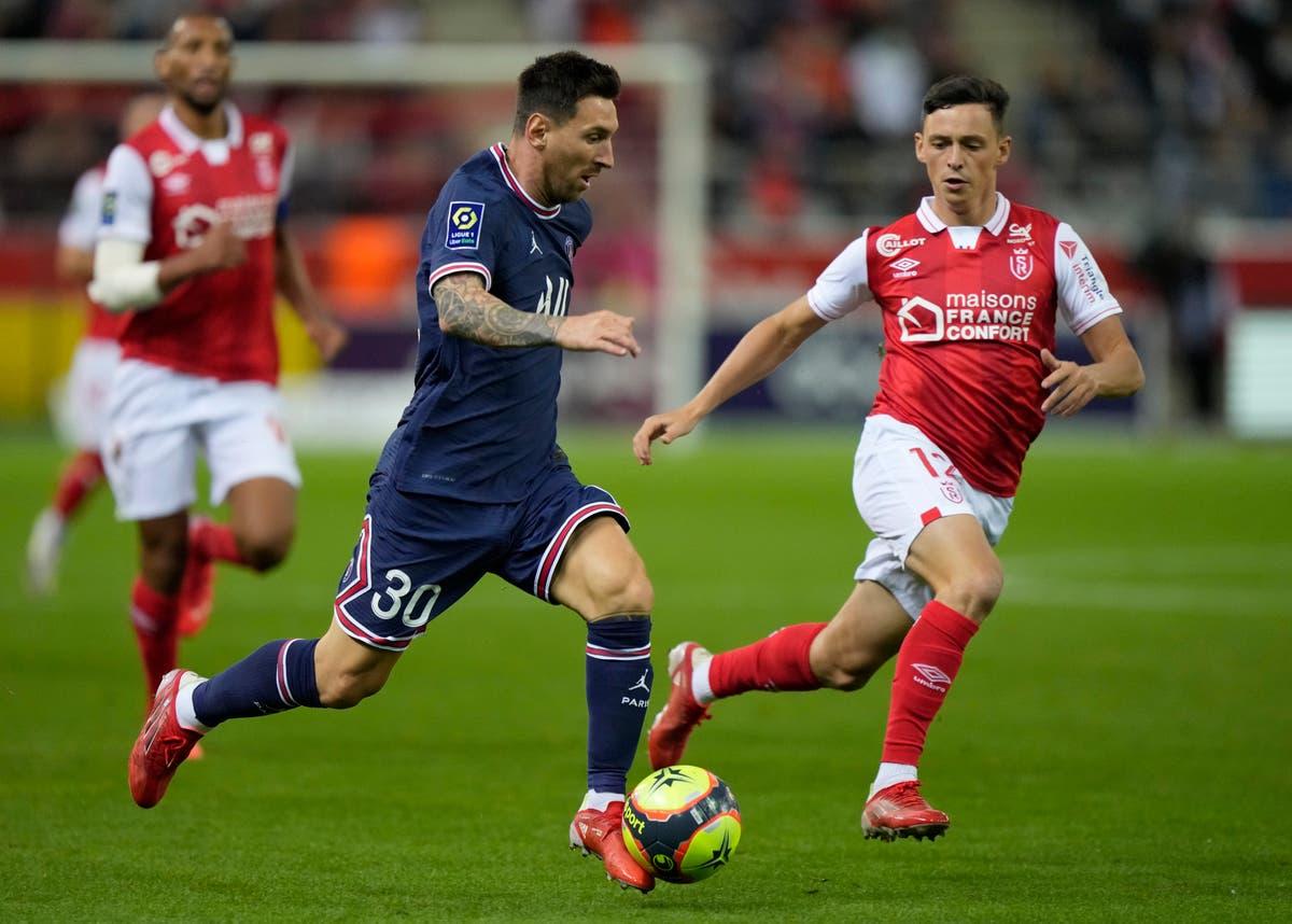 Lionel Messi brought calmness to PSG on debut, says Mauricio Pochettino