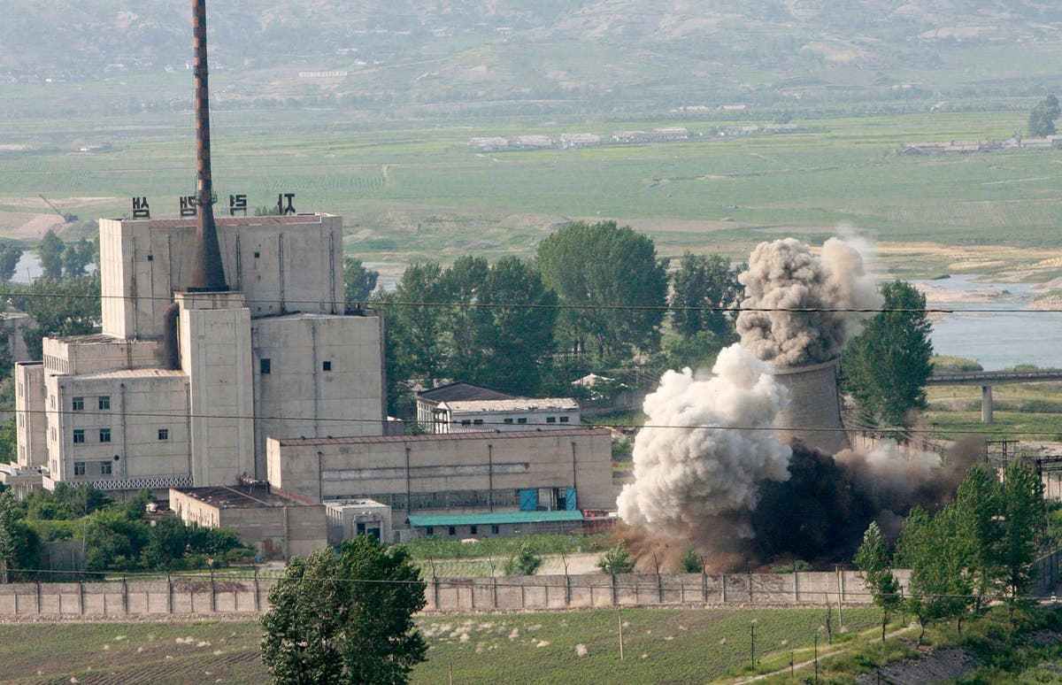 IAEA: N Korea appears to have resumed nuke reactor operation