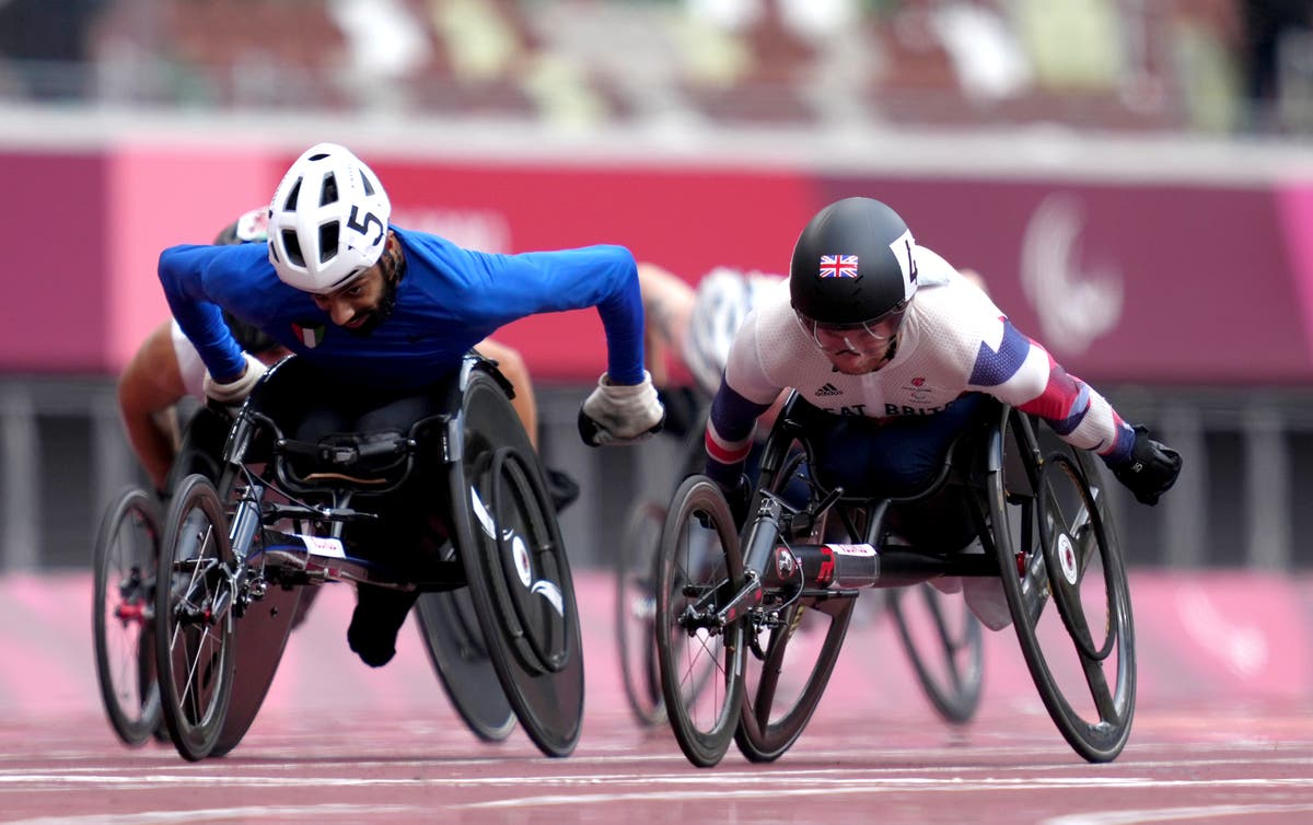 Paralympics day six: Andrew Small and Phoebe Paterson Pine claim gold for GB