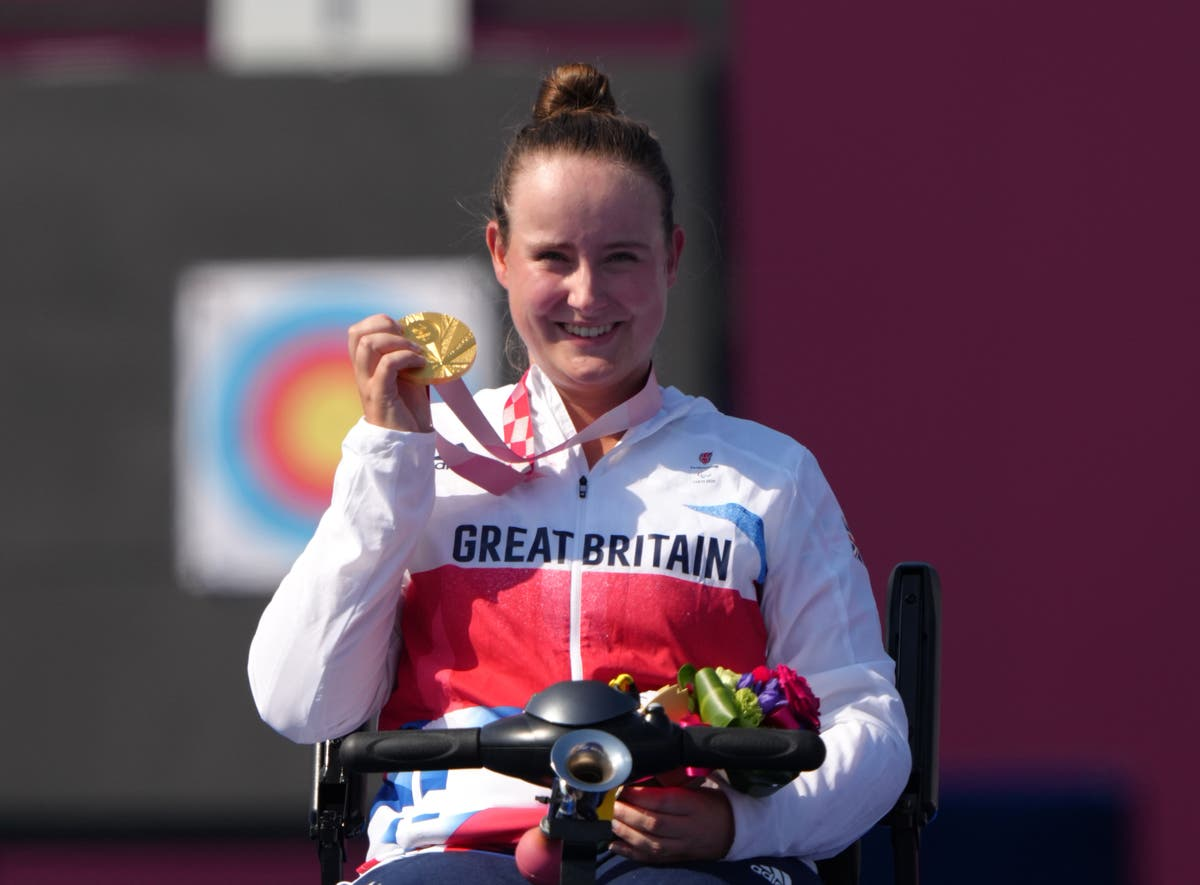 Phoebe Paterson Pine strikes Paralympic archery gold