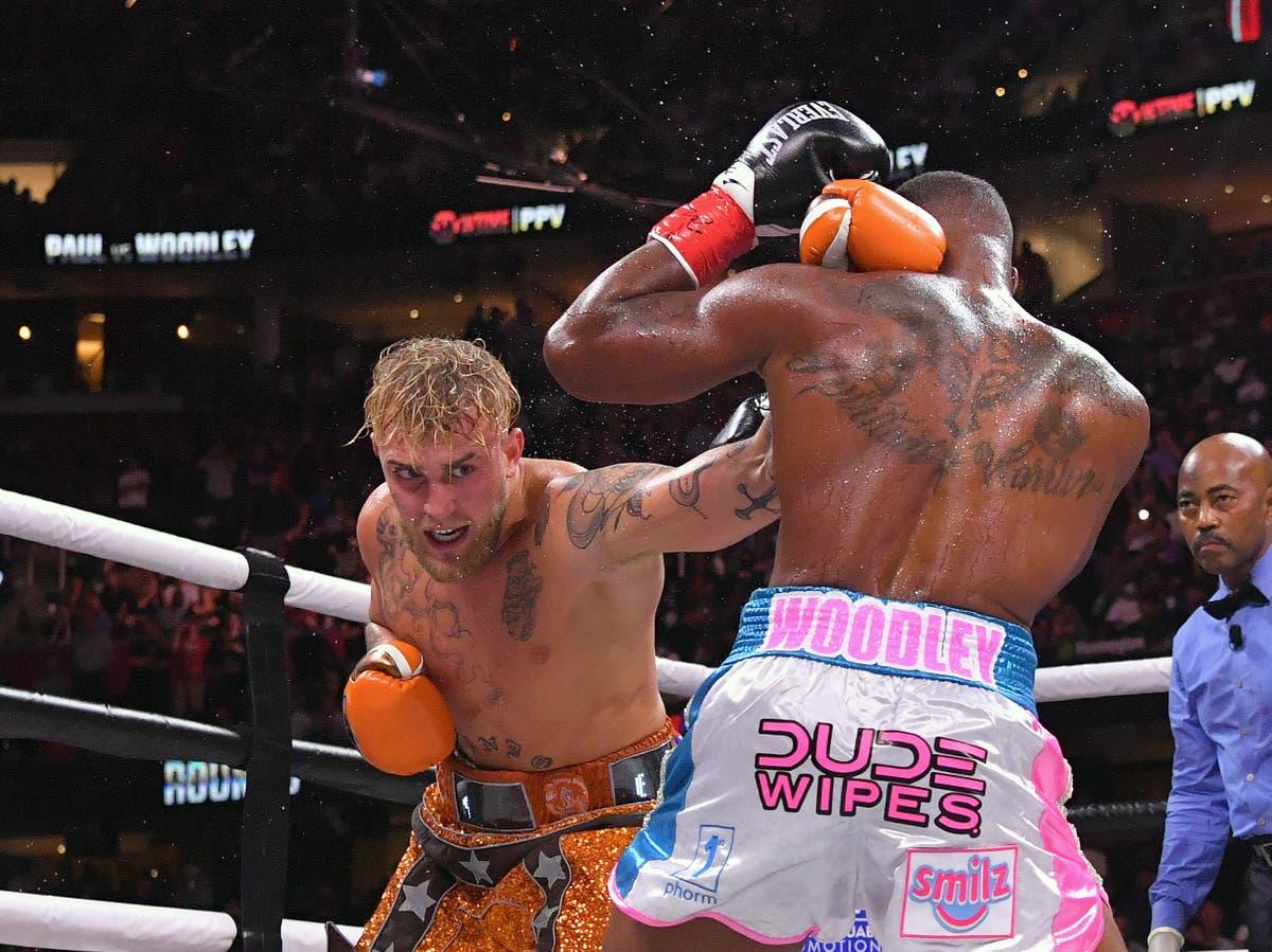 Jake Paul vs Tyron Woodley fight purses revealed