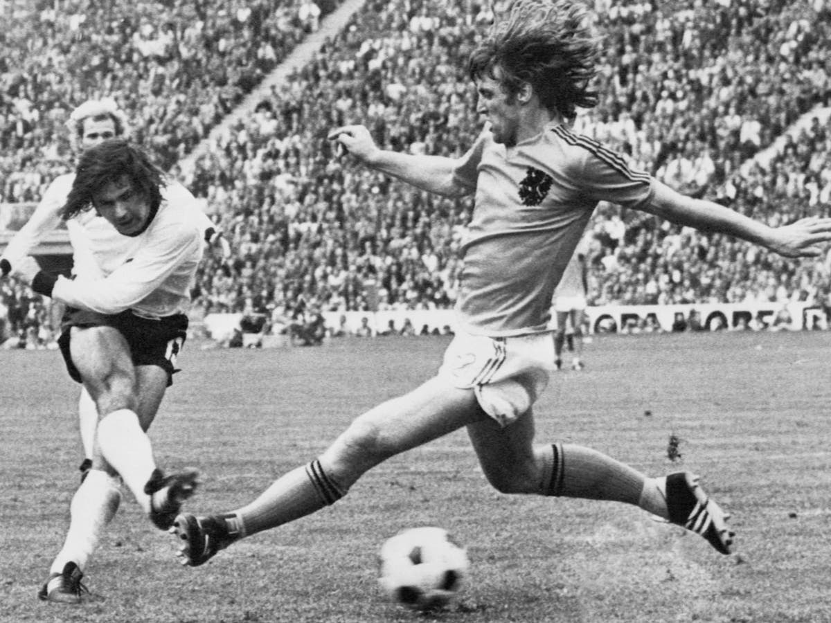 Gerd Muller: Goal machine who fired West Germany to World Cup glory