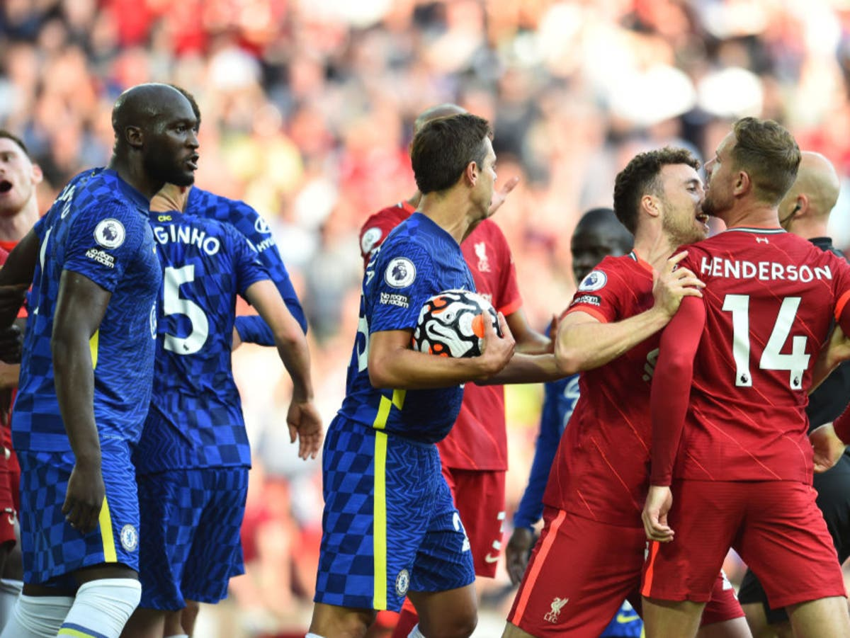 Chelsea and Liverpool tussle sets tone for title race