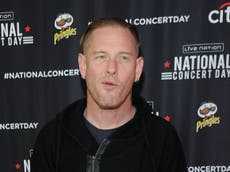 Corey Taylor says he might have caught Covid from a 'selfish' audience member
