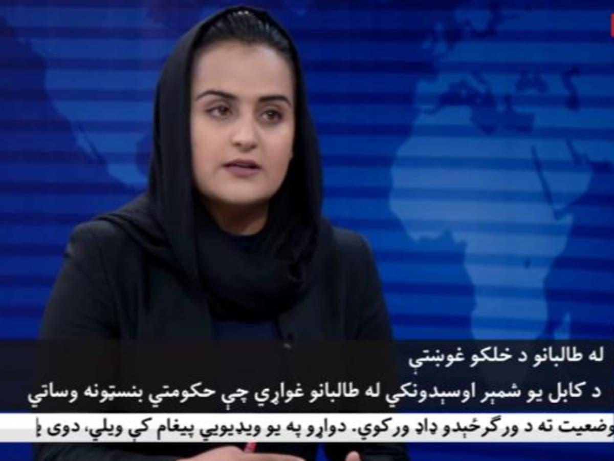 Woman journalist who interviewed Taliban spokesperson flees Afghanistan